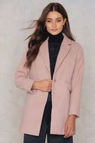 Glamorous Straight Fitted Coat