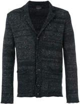 Roberto Collina V-neck knit blazer