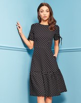 Closet Polka Dot Dress