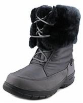 Kamik Seattle Women Round Toe Synthetic Gray Snow Boot.