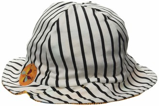 Tuc Tuc Orange Reversible Jersey HAT for Girl Wild Side