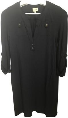 Ella Moss Black Cotton Dress for Women
