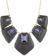 Alexis Bittar Articulating Bib Necklace