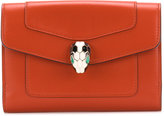 Bulgari Serpenti Forever wallet - women - Calf Leather - One Size