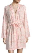 Cosabella Bella Printed Cotton Robe