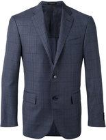 Corneliani classic blazer - men - Cupro/Virgin Wool - 48