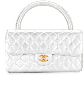 Chanel Pre Owned 1992 quilted CC handbag