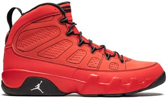 "Jordan Air 9 Retro Motorboat Jones"" sneakers"