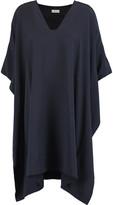Vince Asymmetric silk dress