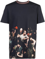 Christian Dior graphic print T-shirt
