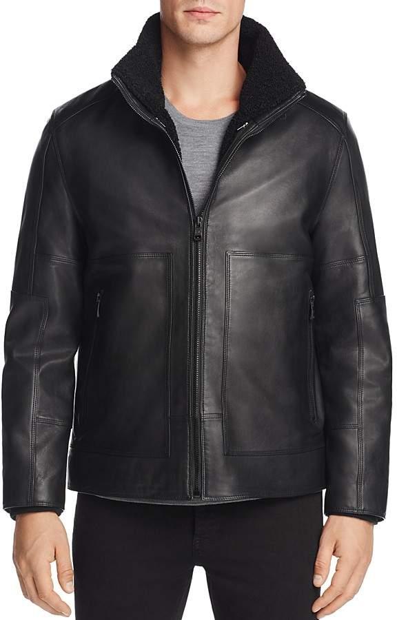 Andrew Marc Trailblazer Leather Jacket