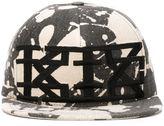 Kokon To Zai splatter print cap