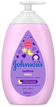 Johnson's Baby Bedtime Lotion 500Ml