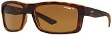 Arnette An4216 Corner Man Polarised Rectangular Sunglasses
