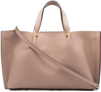 Valentino VLOGO Escape shopper tote