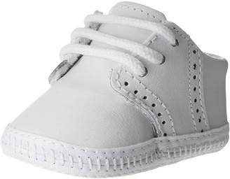 Baby Deer Classic Oxford Crib Shoe