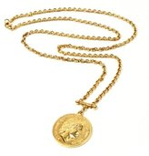 Ben-Amun Moroccan Coin Long Pendant Necklace