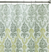 Bacova Guild Bacova Portico Damask Shower Curtain