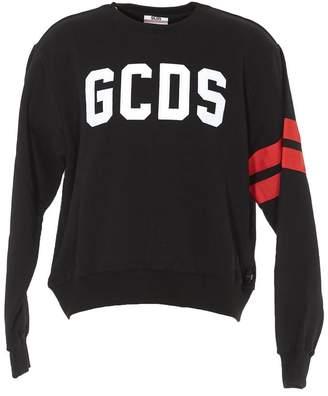 GCDS Logo Varsity Sweater