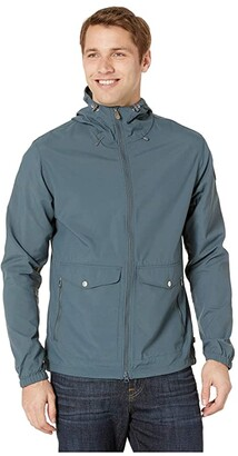 Fjallraven Greenland Wind Jacket (Dusk) Men's Coat