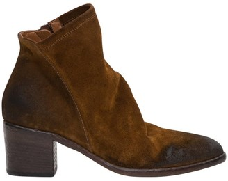 Strategia Suede Booties