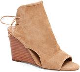 Tahari Fawn Margo Open Toe Wedge Sandals