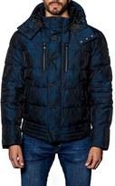 Jared Lang Men's Alaska Camo Down Puffer Coat