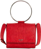 GUESS Keaton Mini Flap Top Handle Shoulder Bag