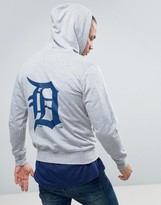 Majestic Detroit Tigers Hoodie With Back Print