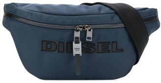 Diesel adjustable buckle belt bag