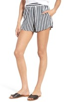 Splendid Women's Boardwalk Stripe Shorts