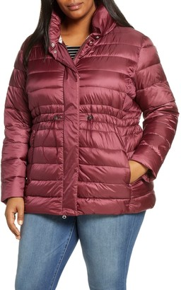 Barbour Ried Channel Quilted Puffer Jacket