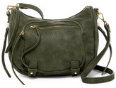 Urban Expressions James Faux Leather Crossbody