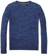 Tommy Hilfiger TH Kids Linen Mix Sweater