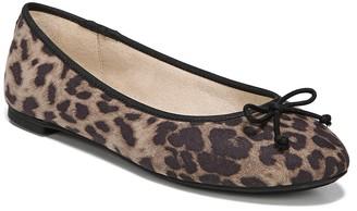 Sam Edelman Charlotte Leopard Print Ballet Flat