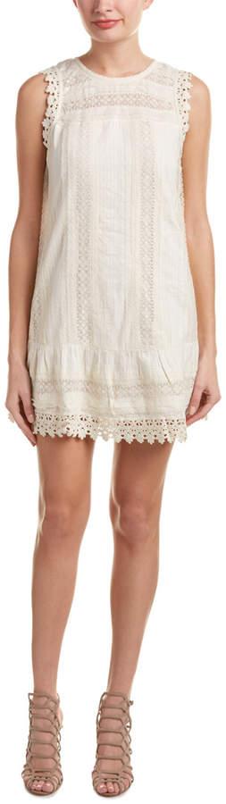 Love Sam Lace Shift Dress