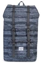 Herschel Men's Little America White Noise Backpack - Blue