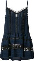 P.A.R.O.S.H. blouse - women - Silk/Cotton/Polyamide/Acetate - XS