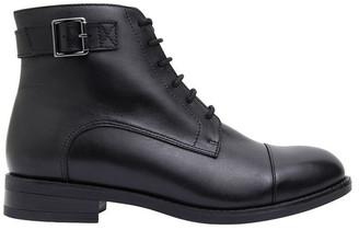 Easy Steps Gene Black Glove Boot