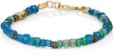 Caputo & Co Men's Beaded Bracelet