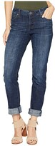 KUT from the Kloth Catherine Boyfriend Five-Pocket (Insipre w/ Euro Base Wash) Women's Jeans