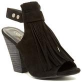 Matisse Skye Fringe Heeled Sandal