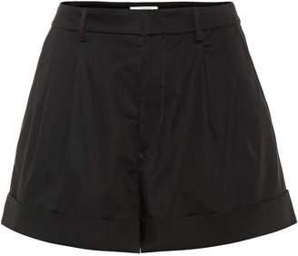 Etoile Isabel Marant Isabel Marant, étoile Olbia high-rise cotton shorts
