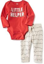 Old Navy 2-Piece Graphic Set for Baby