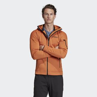 adidas Terrex Climaheat Hooded Fleece