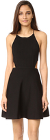Cushnie et Ochs Mini Flare Dress