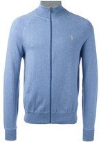 Polo Ralph Lauren zip up cardigan