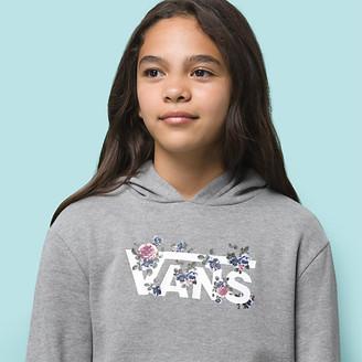 Vans Girls Rose Buds V Hoodie