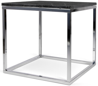 Temahome Prairie Marble End Table