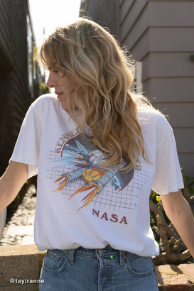 Junk Food Clothing Vintage NASA Tee